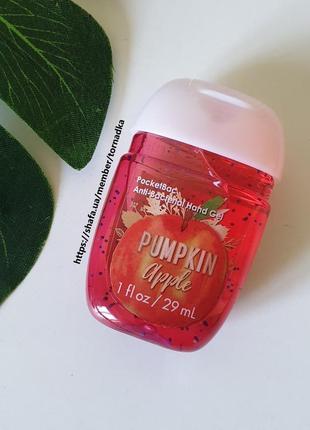 Санитайзер (антисептик) для рук bath and body works - pumpkin ...