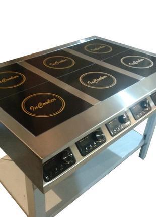 Индукционная плита InСooker профессиональная от производителя.