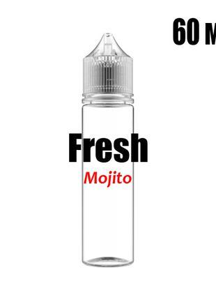 Ароматизатор пищевой Fresh Mojito 0 мг 60 мл (Мохито + лед + к...