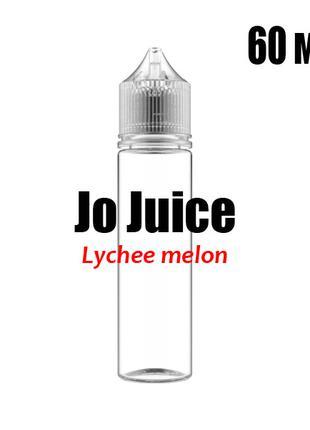 Ароматизатор пищевой Jo Juice Lychee melon 0 мг 60 мл Дыня с л...