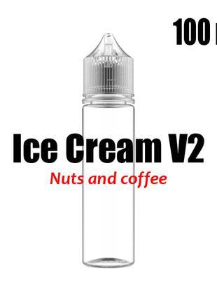 Ароматизатор пищевой Ice Cream V2 Nuts and coffee 0 мг 100 мл ...