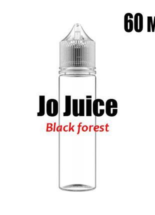 Ароматизатор пищевой Jo Juice Black forest 0 мг 60 мл Лесные я...