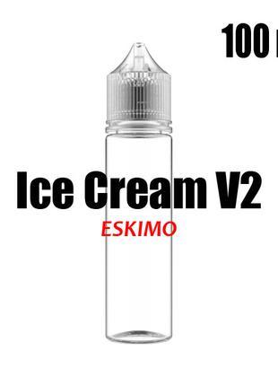 Ароматизатор пищевой Ice Cream V2 ESKIMO 0 мг 100 мл (Пломбир ...