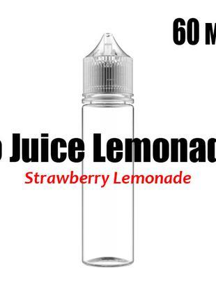 Ароматизатор пищевой Jo Juice Lemonade Strawberry Lemonade 0 м...