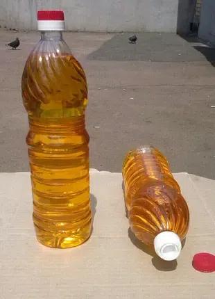 Подсолнечное масло.