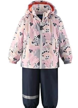 НОВЫЙ Комплект (куртка, брюки) Lassie by Reima