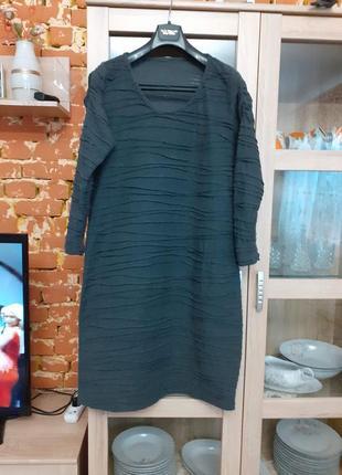 Интересное платье большого размера