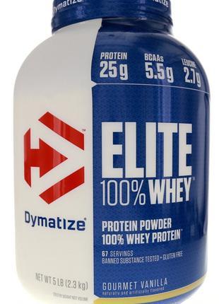 Изолят сывороточного протеина Dymatize Elite Whey Protein Isol...