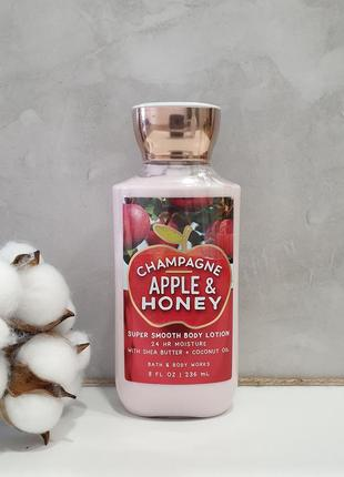 Лосьон для тела bath and body works - champagne apple and hone...