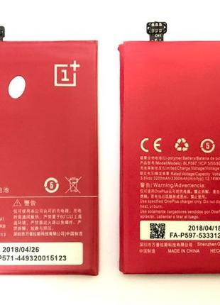 АКБ OnePlus BLP571 BLP597 BLP 613 батарея аккумулятор 1+1 2 3 ...