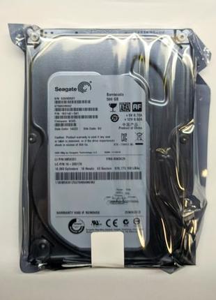 """Жорсткий диск HDD 500Gb 3.5"""" sata 3 Новий Гарантія хард диск"""