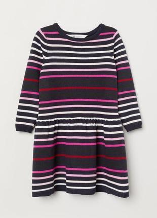 Платье для девочки h&m, 2-4 лет