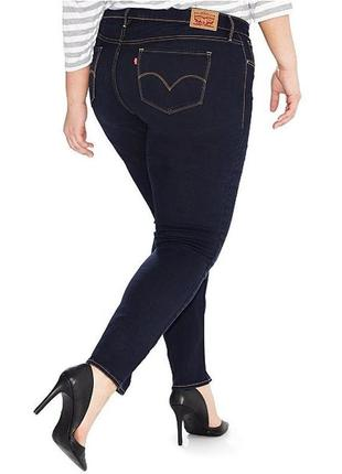Стильные джинсы levi's 311  р. 18м