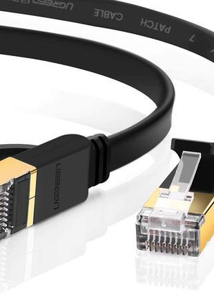 Патч корд Ugreen сетевой кабель 10 Гбит\с Ethernet RJ45 Cat 7 ...
