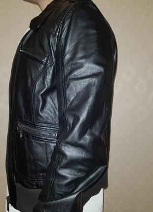 Куртка мужская, натуральная кожа