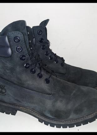 "Стильные мужские ботинки бренда ""timberland"""