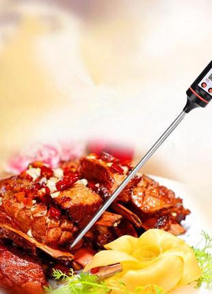 Термометр кухонный кулинарный со щупом