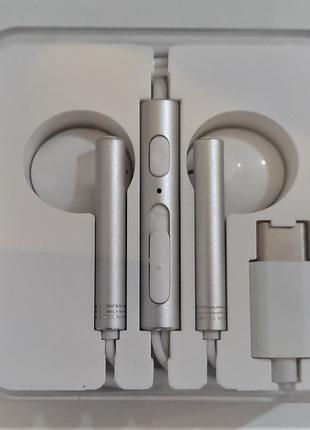 Наушники Xiaomi LM-20 Type-C Silver