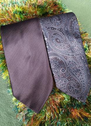 Лот набор комплект галстуков подарок
