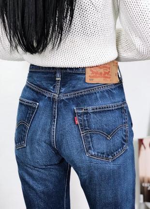 Джинсы levis 501 винтаж винтажные в винтажном стиле