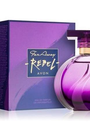 Avon духи far away rebel 50 ml