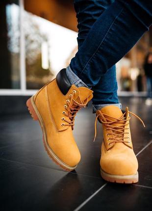 Женские/мужские ботинки тимберленд🍁timberland ginger термо🍁осе...