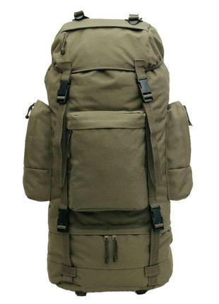 Германский туристический рюкзак Mil-Tec Ranger 75 литров Oliva