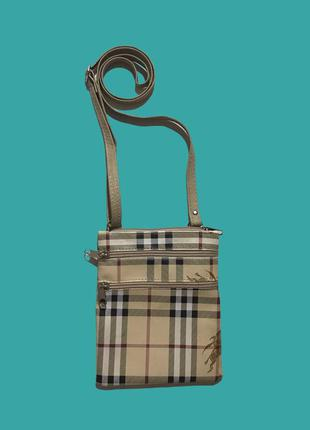 Мужская сумка мессенджер burberry