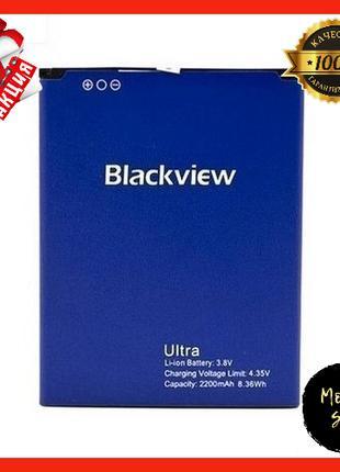 Аккумулятор оригинал (батарея) для Blackview A6 Ultra для теле...