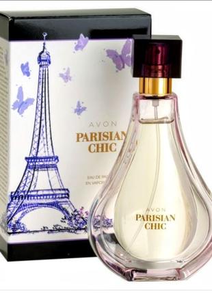 Avon духи parisian chic 50 ml