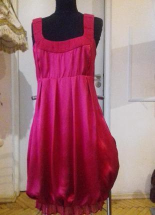Armani.платье шелк