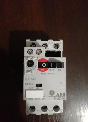Aeg mbs32s016 автоматический выключатель