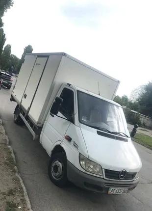 Грузоперевозки Мерседес спринтер Днепропетровск