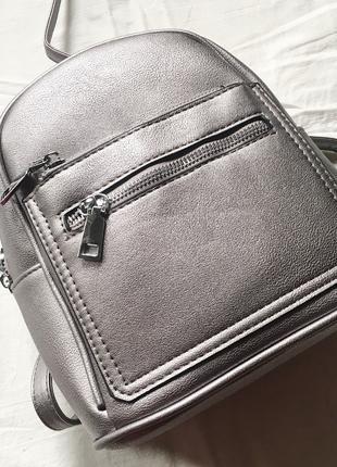 Стильный женский рюкзак-трансформер