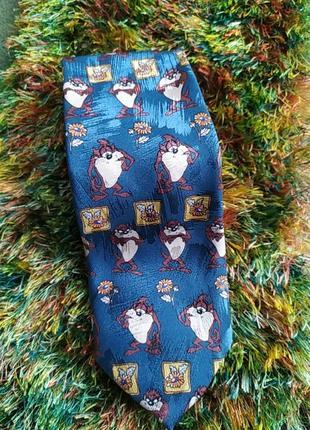 Краватка галстук подарунок подарок мультяшный оригинальный