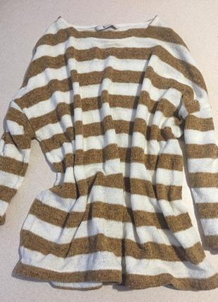 Плюшевый свитер кофта реглан свитшот tu