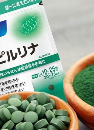 Fancl спирулина японские витамины фанкл