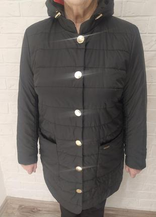 Женское пальто, три цвета