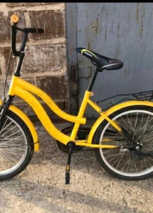 Велосипед veox