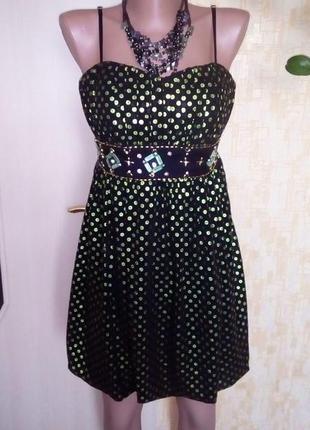 Нарядное фирменное  платье/ выпускное платье/ платье/сарафан/в...