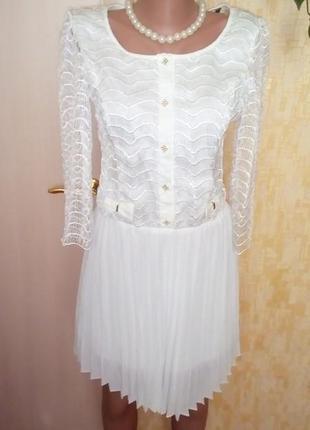 Турция!нарядное фирменное платье/ выпускное платье/ платье/сар...