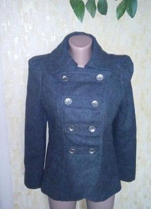 Красивое шерстяное пальто/пальто/куртка/плащ/пуховик/полупальто