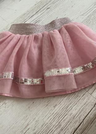 Красивая юбка пачка фатин🌸🌸🌸