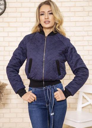 Куртка женская 119R263 цвет Синий