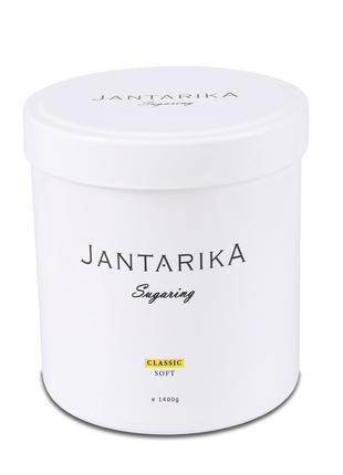 Сахарная паста JantarikA / ЯнтарикА Classic Soft (Мягкая) 1400г