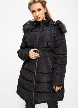 Куртка женская 129R8287 цвет Черный