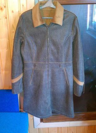 Куртка м 40р(48)!