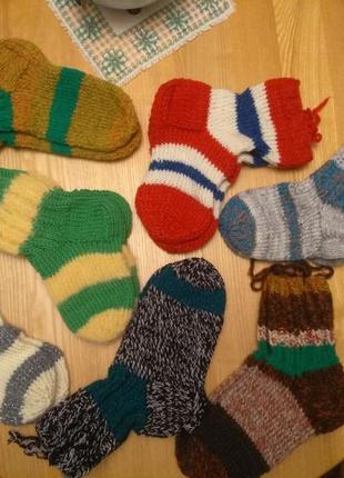 Теплющі красиві носки 36-45 теплі зимові подарунок на миколая ...