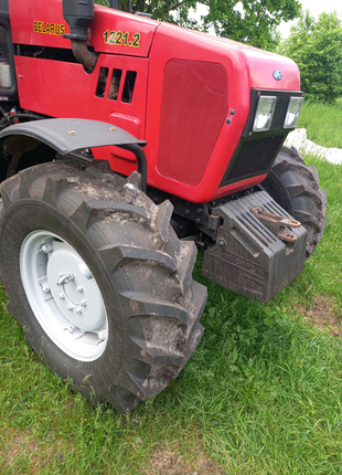 Трактор мтз 1221.2 ТРОПІК
