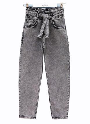Момы джинсы для девочки. wanex
